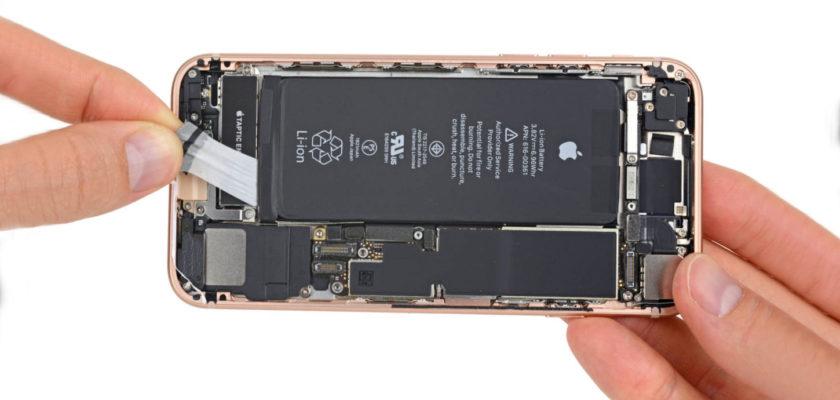 Apple iPhone Remplazo Baterías