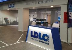 LDLC tienda física
