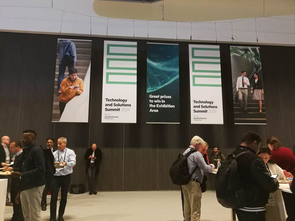 hpe tss paris 2019