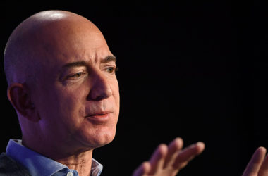 Amazon Founder Jeff Bezos Interviewed At The Washington Post