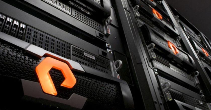 pure storage programa canal