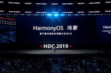 Huawei-harmony-os