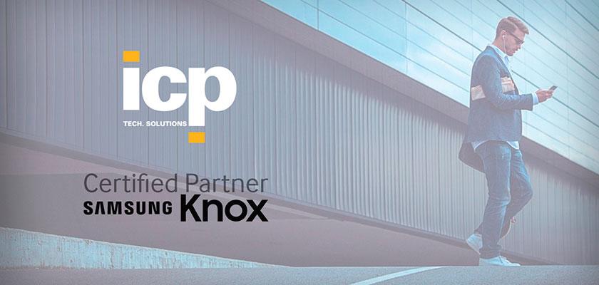 ICP Tech Solutions, primer centro de reparaciones en España con certificación en Samsung Knox