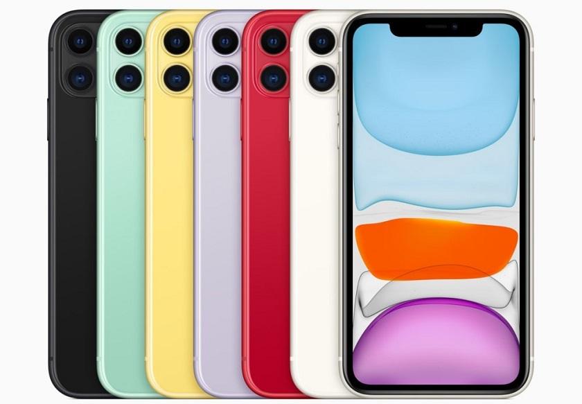 Malas previsiones para las ventas de los nuevos iPhone 11 de Apple