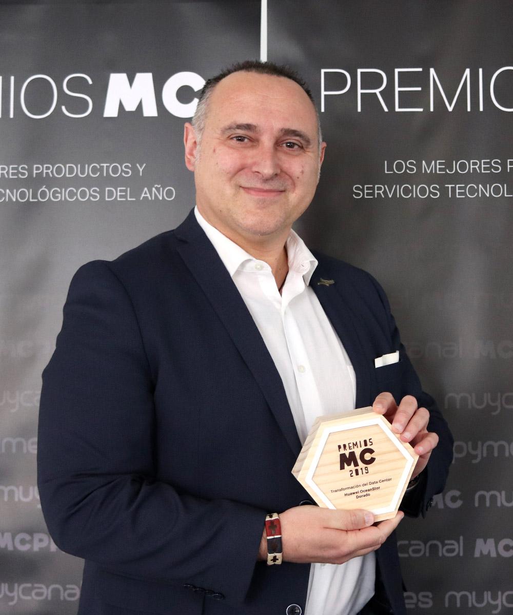 Imagen | José Concepción, Director de la Unidad de Storage de Huawei Empresas