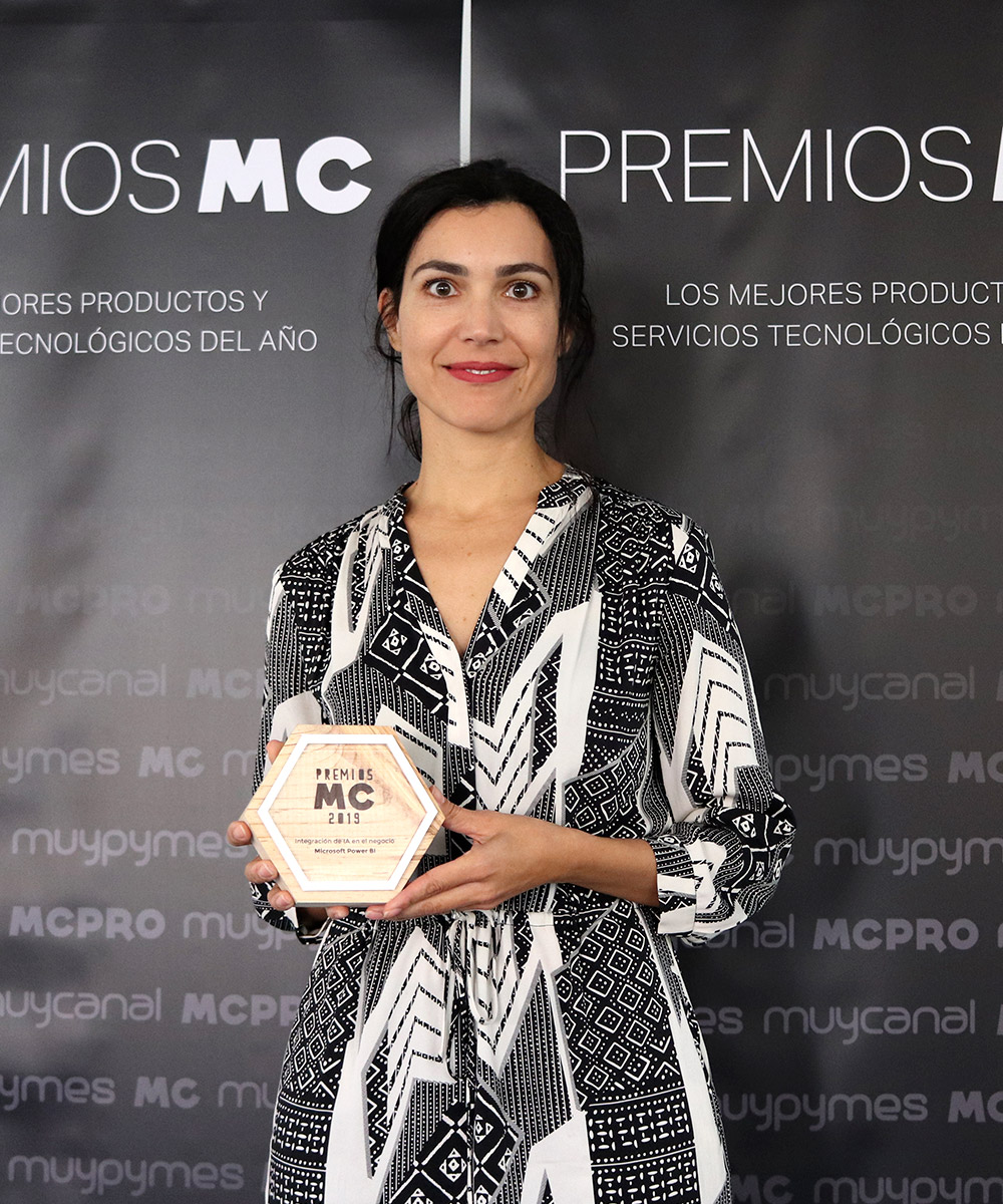 Carolina Castillo Directora de Empresas y Partners de Microsoft Ibérica