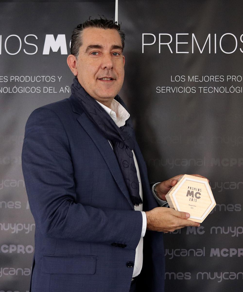 Hugo Fernandez, CEO de GTI