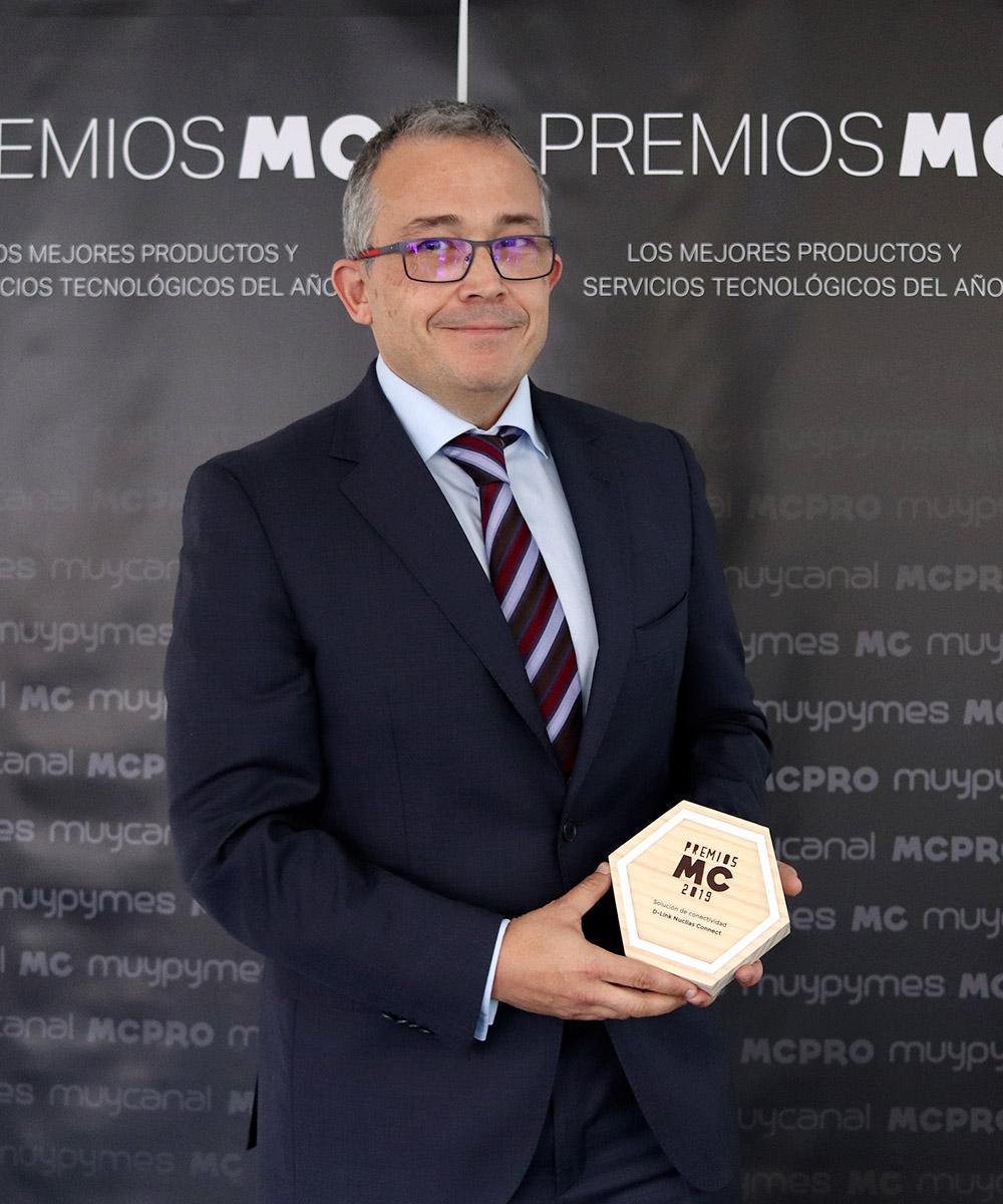 Anselmo Trejo, marketing y communication manager en España y Portugal