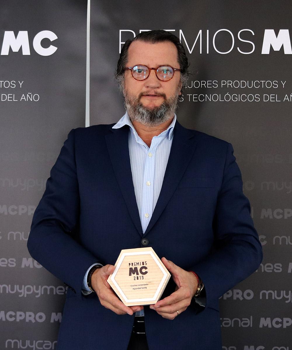 Santiago de la Rocha, Senior Press Manager de Hyundai