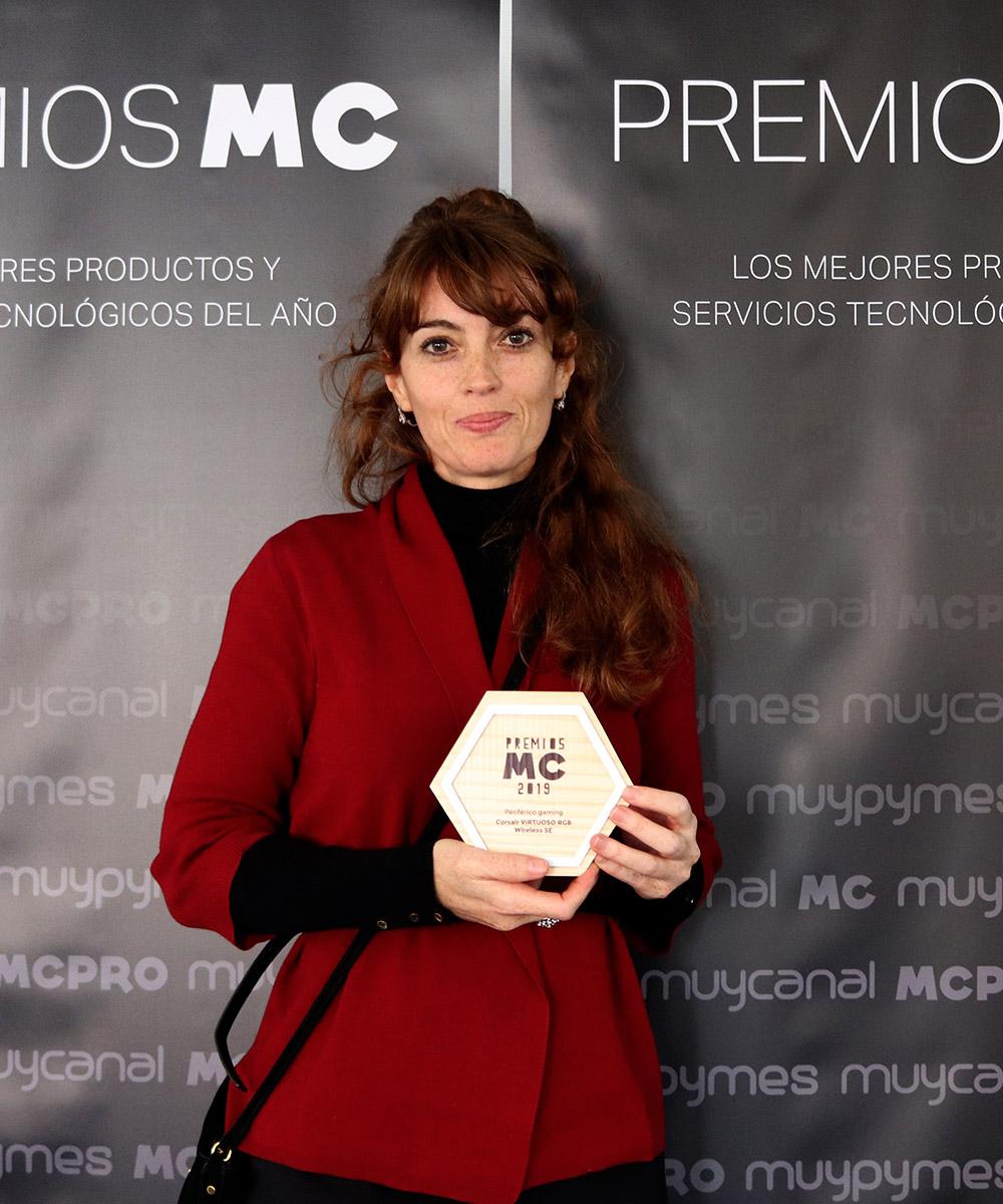 Noelia Colino PR & Marketing Iberia Manager
