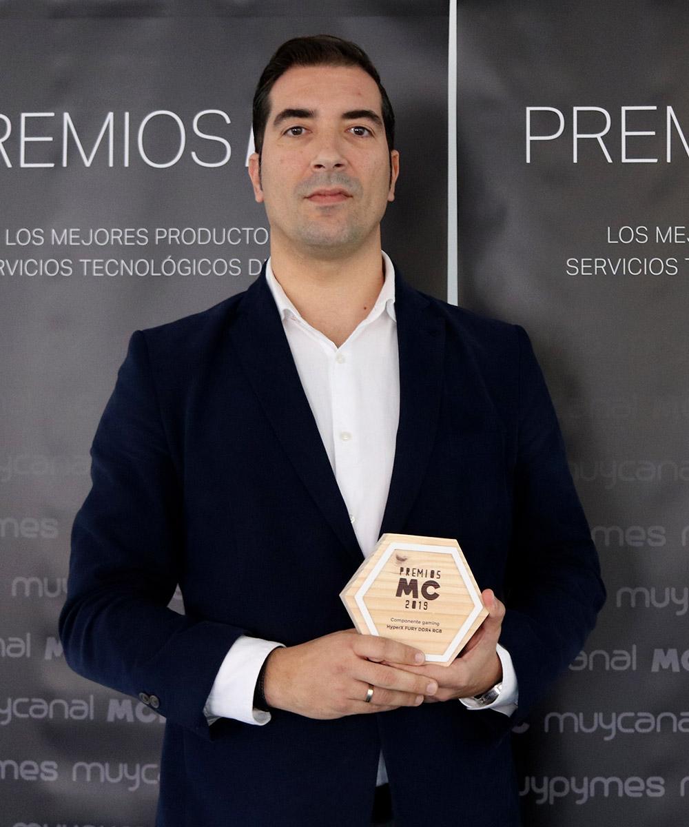 Imagen | Pedro Gonzalez Sanchez, Business Development Manager