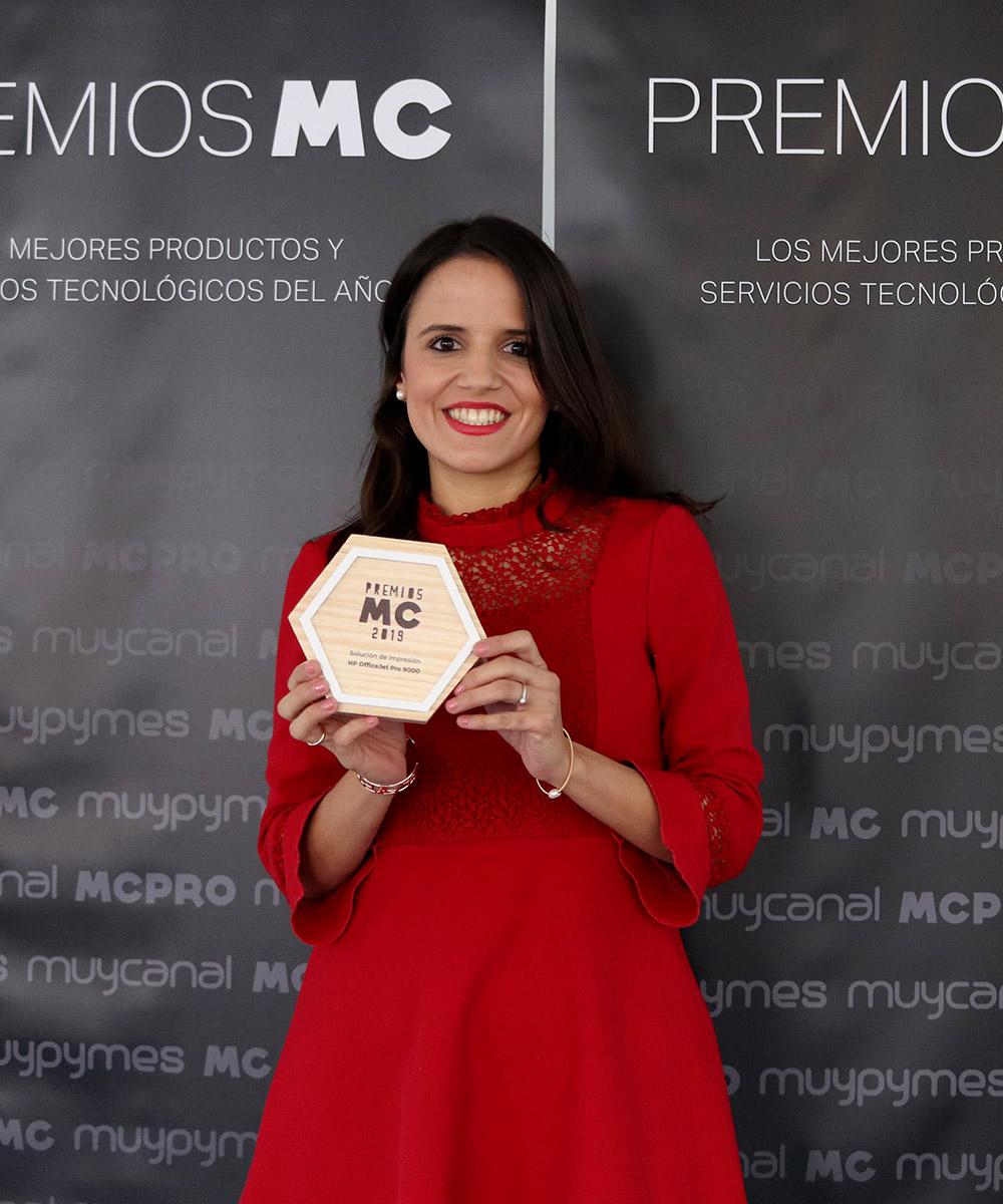 Esther Morant, Category Manager de Soluciones de Impresión de HP