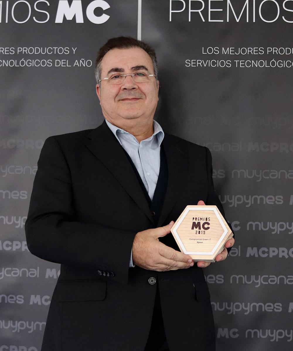Imagen | Joan Escoté, CSR Manager de Epson Ibérica