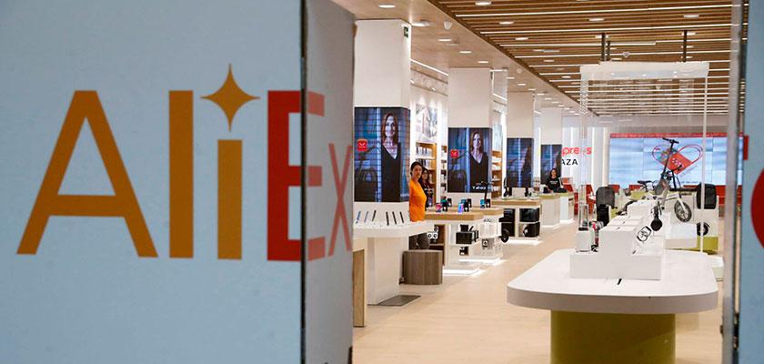 Aliexpress abrirá en el Black Friday su segunda tienda