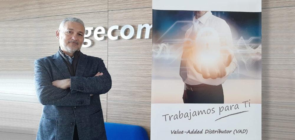 Jose Manuel Díaz, Ingecom sede Barcelona