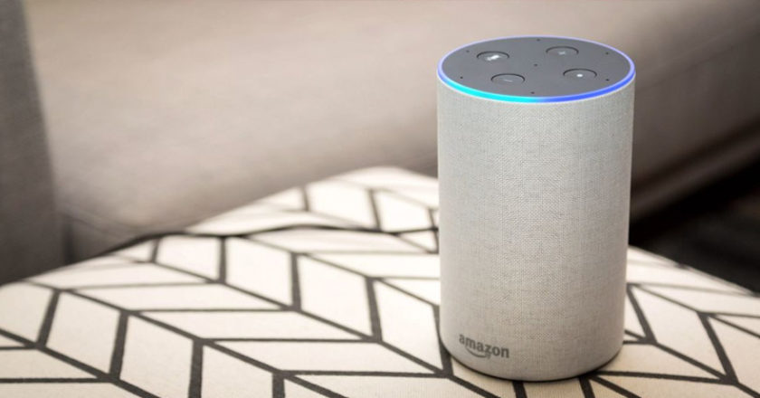 Amazon baja cuota mercado altavoces inteligentes