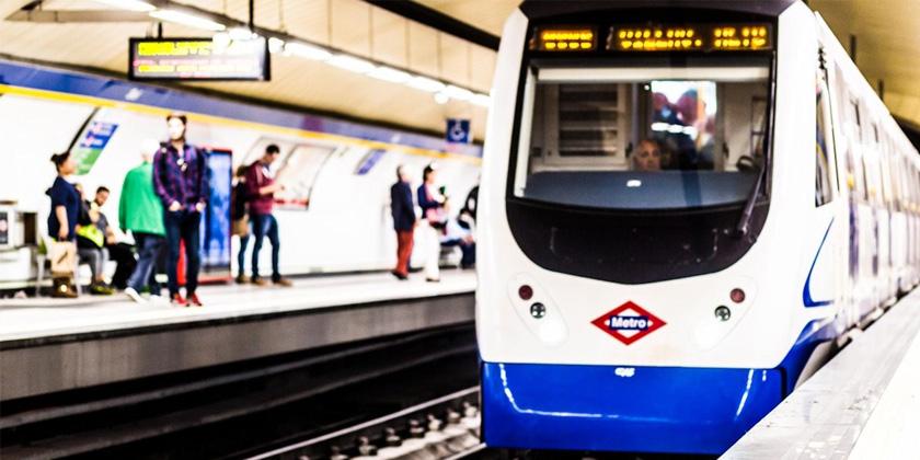 Metro de Madrid HPE
