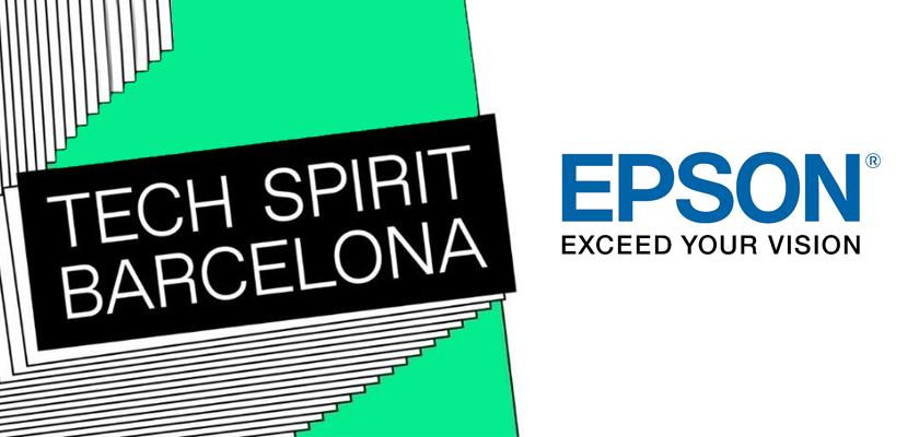 Tech Spirit Barcelona Epson