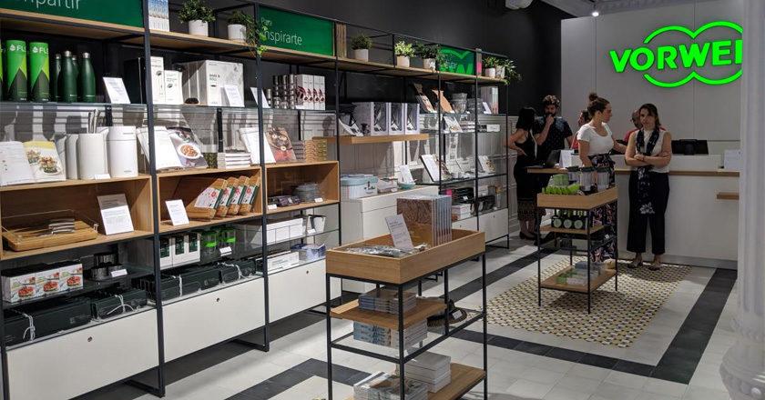 Vorwerk segunda tienda España Thermomix