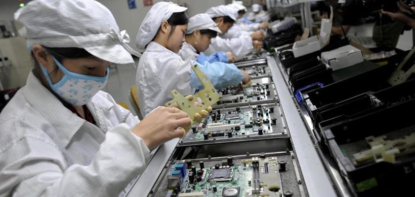 China manufacturación productos