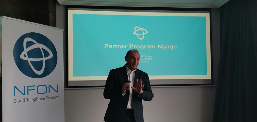 NFON Ngage Programa partner