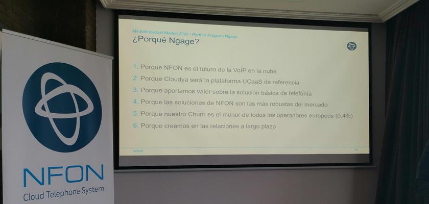 NFON Ngage