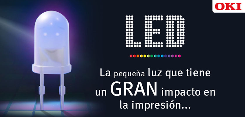 Oki impresoras LED