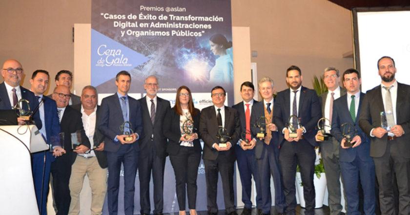 Premios ASLAN 2020