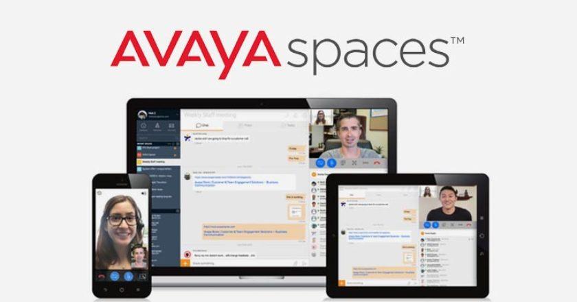 avaya spaces gratis