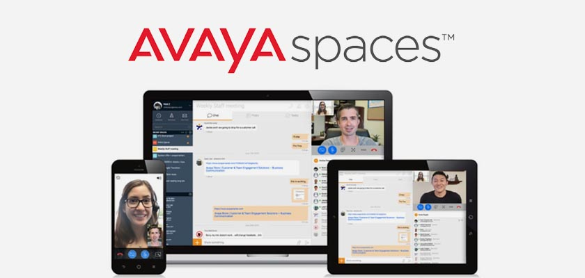 avaya spaces gratis