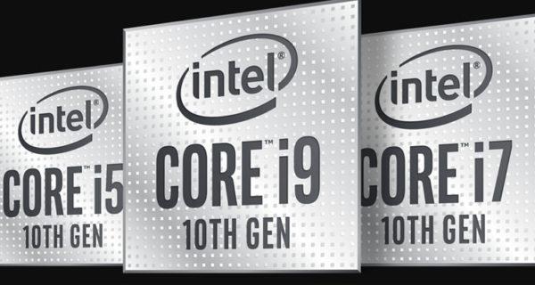 Intel Core H 10 Generacion