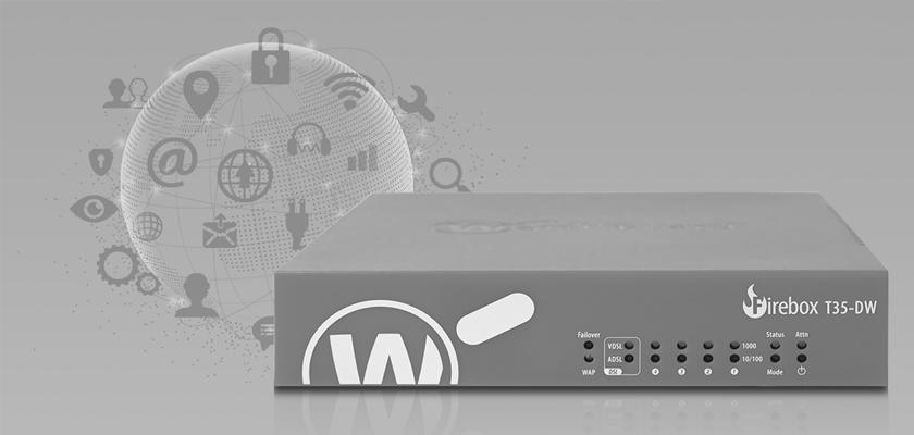 Watchguard Deutsche Telekom Seguridad empresarial para pymes