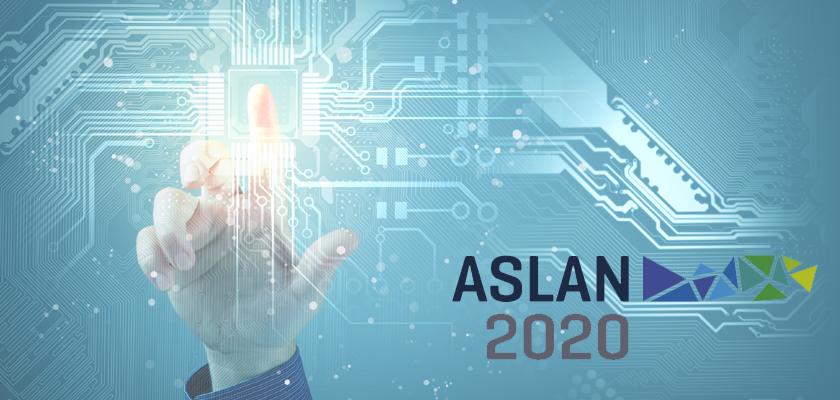 ASLAN 2020 Live Transformación digital