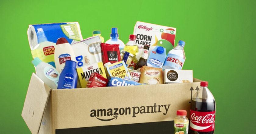 Amazon Pantry Prime cierra supermercado online España