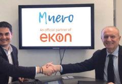 Ekon partners Muevo