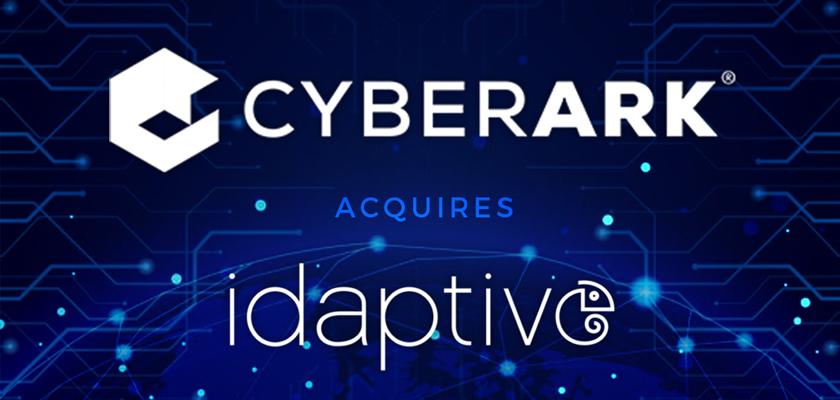 cyberark adquiere idaptive