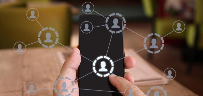 Españoles compartir datos redes seguridad