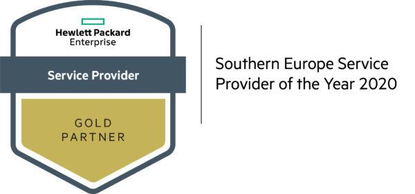 HPE Gold Partner Service Provider