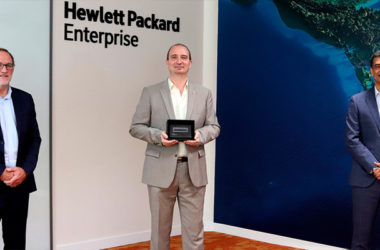 HPE premia GMV mejor Service Provider