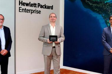 HPE premia GMV mejor Service Provider