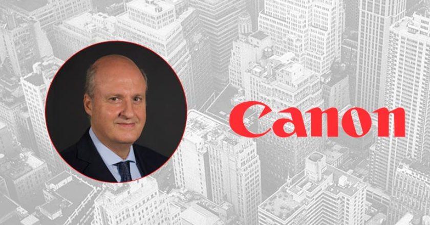 Canon Fernando Álvarez Cascos, Partner Channel Director de Canon España