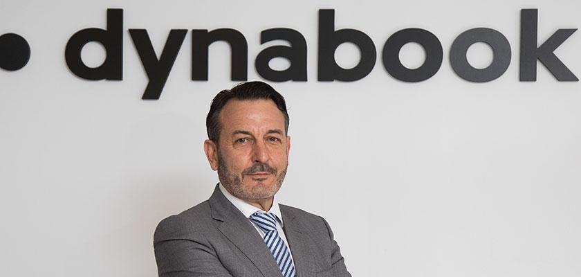Eduardo-Martínez,-director-de-canal-de-Dynabook-España