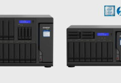 QNAP NAS ZFS TVS-h1288X y TVS-h1688X